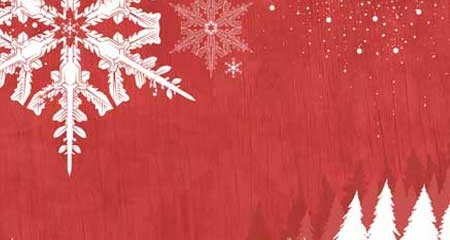 27 thiệp mừng giáng sinh đẹp lung linh