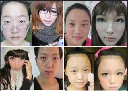 10 ảnh lừa tình nổi tiếng của hot girl Trung Quốc