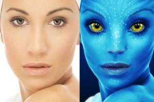 Cách làm nhân vật Navi trong phim Avatar