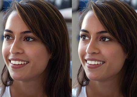 3 cách làm trắng răng trong Photoshop