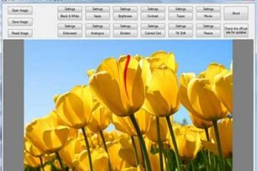 Easy Photo Effect – Chỉnh sửa ảnh dễ dàng và hiệu quả