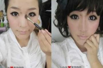 Nghệ thuật lừa tình siêu đẳng bằng Make-up