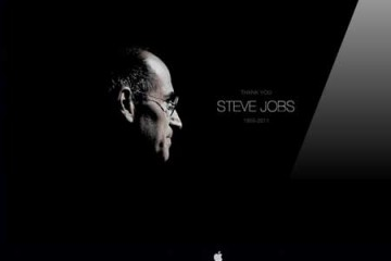 Wallpaper of the Week – Steve Jobs (#2)