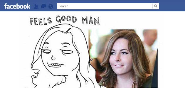 """Cách sở hữu một avatar Facebook """"lừa tình"""" mà không cần Photoshop"""