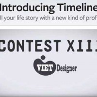 Contest XIII - Thit k giao din Timeline Facebook