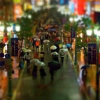 Hng dn to mt bc nh Tilt-Shift bng Photoshop