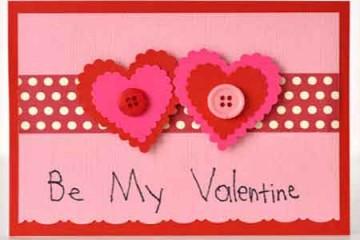 Valentine Event - Thiết kế thiệp Valentine nhân sự kiện ngày 14/2