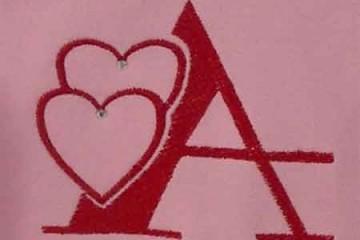 Bộ font chữ tình yêu dành cho ngày Valentine (có chọn lọc)