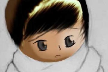 Hướng dẫn vẽ một bức ảnh Chibi xinh xắn từ ảnh thật