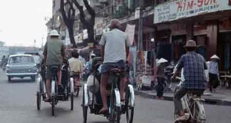 Serie ảnh tuyệt đẹp về Sài Gòn những năm 1968 - 1969 (Part 1)