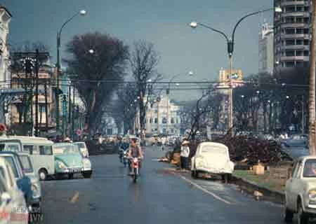 Serie ảnh tuyệt đẹp về Sài Gòn những năm 1968 - 1969 (Part 2)