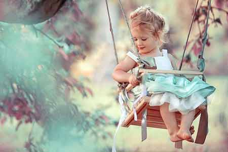 Bộ ảnh trẻ thơ đẹp mê hồn của Elena Karneeva