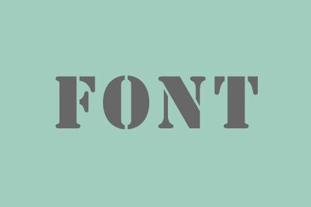 Hướng dẫn cài đặt font và viết chữ có dấu trên Photoshop