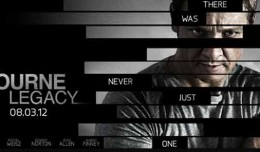 To hiu ng nh ging vi poster phim &quot;The Bourne Legacy&quot;