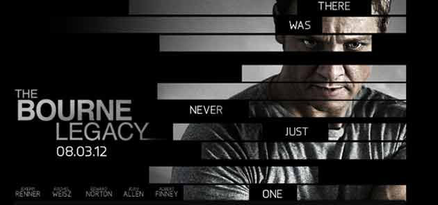 """Tạo hiệu ứng ảnh giống với poster phim """"The Bourne Legacy"""""""