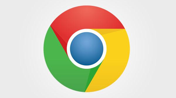 Thiết kế logo Google Chrome phong cách phẳng bằng Illustrator