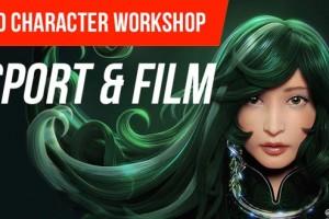 3d character workshop