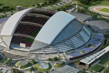 sân vận động quốc gia singapore