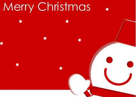X-mas Event – Thiết kế thiệp mừng chào đón giáng sinh