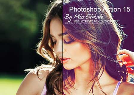 Cách sử dụng Action trong Photoshop