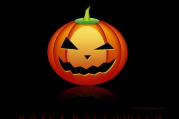 Vẽ bí ngô Halloween bằng Photoshop