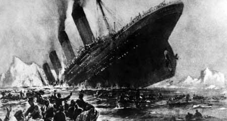 Tổng hợp những vụ đắm tàu kinh hoàng trong lịch sử