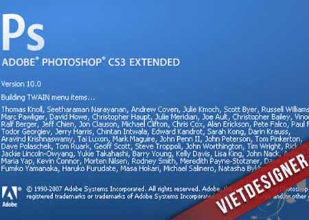 Photoshop Portable từ 6.0 – 12.0 (CS5) | Bản không cần cài đặt