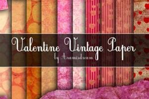 400 mẫu Texture và Background lung linh dành cho Valentine
