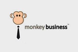 """Bộ sưu tập hơn 70 logo """"con khỉ"""" ngộ nghĩnh đáng yêu (Part 2)"""