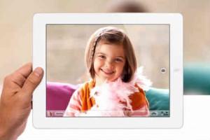 Chiếc iPad thế hệ thứ Ba của Apple chụp ảnh, quay phim tuyệt đẹp