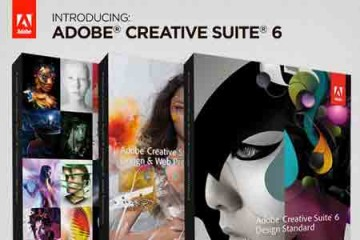 Download trọn bộ Adobe CS6 - Adobe Creative Suite 6 Master