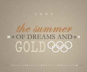 Bộ wallpaper tháng 6 năm 2012 (kèm theo lịch và không có lịch)