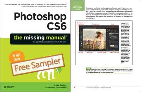 Bộ giáo trình hướng dẫn sử dụng Photoshop CS6 (English)