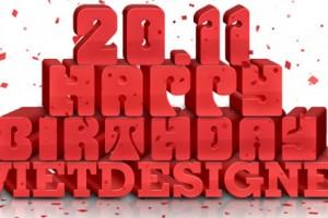 Hướng dẫn tạo hiệu ứng text 3D cực ấn tượng đón năm mới