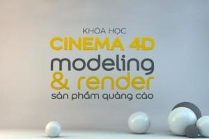 khóa học cinema4d