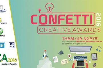 cofetti creative awards