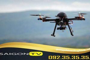 quay phim flycam