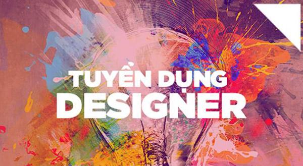 tuyển dụng designer bình dương