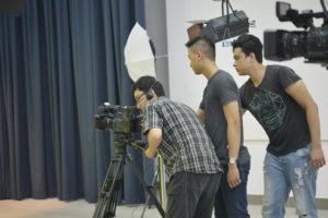 khóa học làm phim