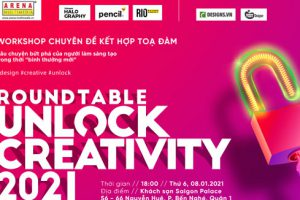 unlock creativity 2021