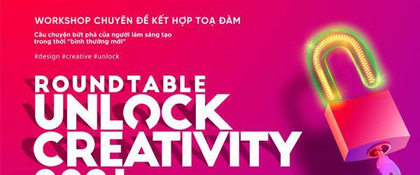 unlock creativity 2021